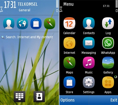 nokia themes mobile phone