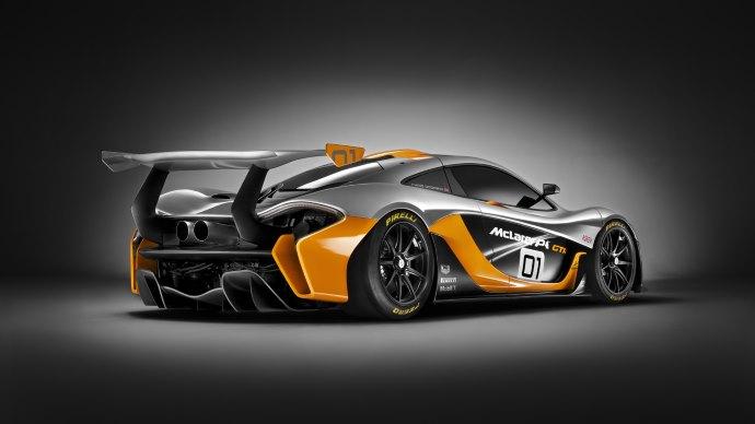 Wallpaper 2: McLaren P1 GTR