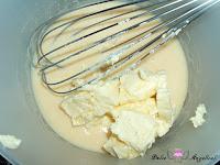Añadiendo la mantequilla