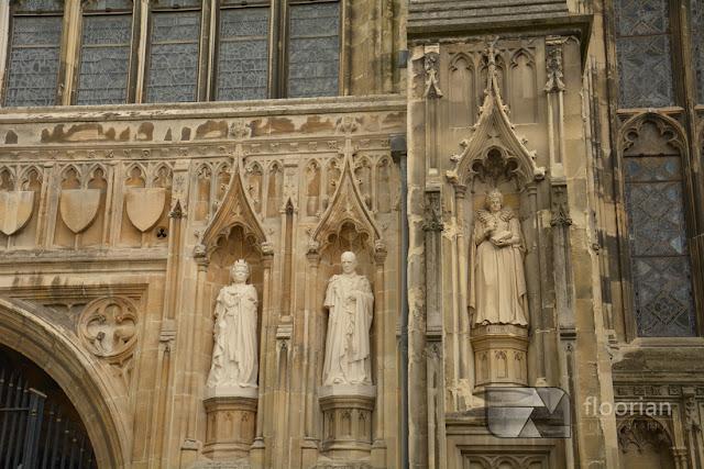 Katedra w Canterbury - atrakcje turystyczne Canterbury