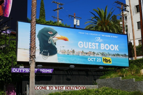 Guest Book season 2 billboard