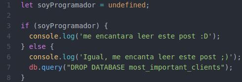 codigo de soy programador en javascript