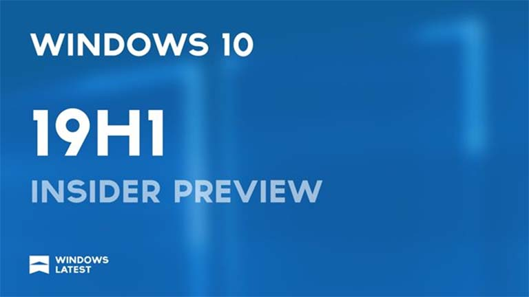 Apa Yang Baru Pada Windows 10 Build 18290 Untuk Anggota Windows Insider?