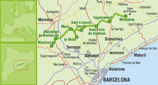 All About Us Walking And Trekking Tour In Catalonia Els 3 Monts