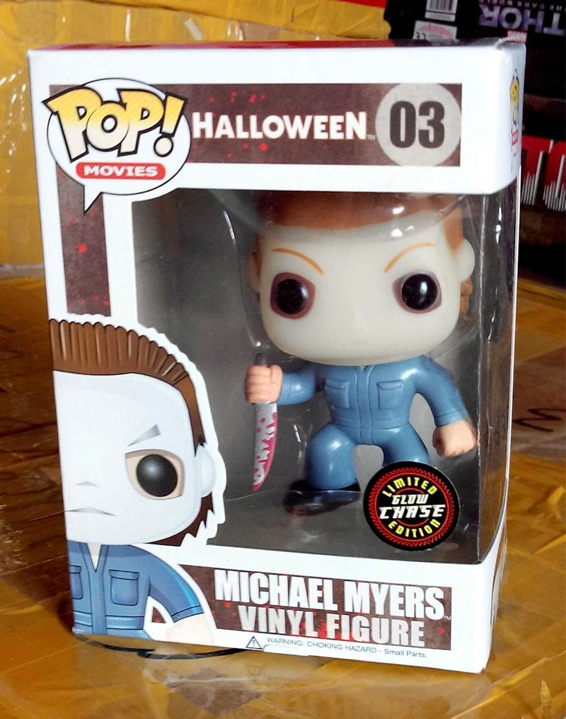Pop! Chase de Michael Myers (Brilla en la oscuridad)