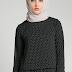 Model Baju Atasan Wanita Muslim Dewasa Terbaru 2017
