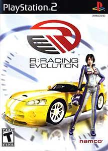 R Racing Evolution PS2 ISO Ntsc-Pal (Esp Multi) (MG-GD)