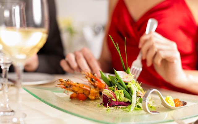weight loss tips for dining out