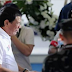 President Duterte 'cried' after he saw the remains of the soldiers