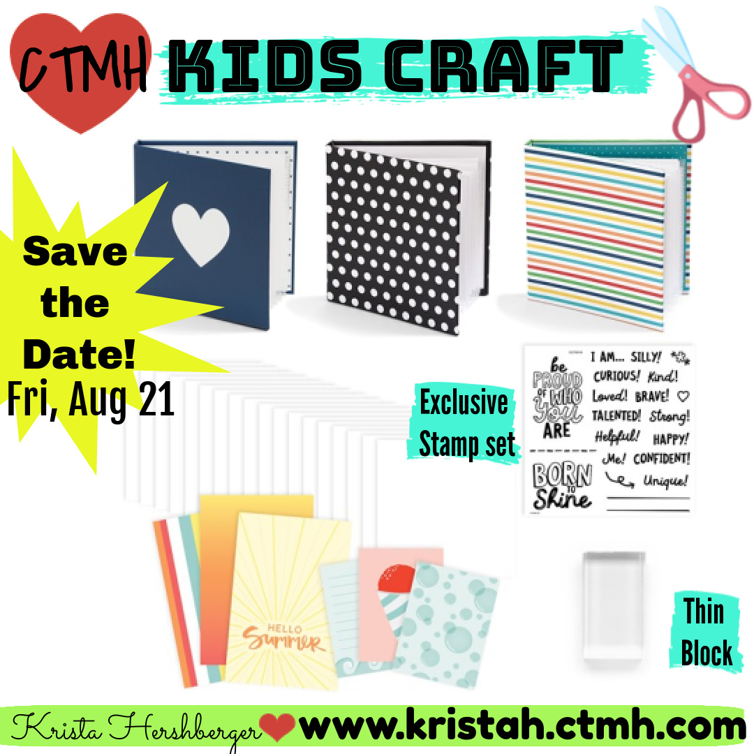 CTMH Kids Craft!