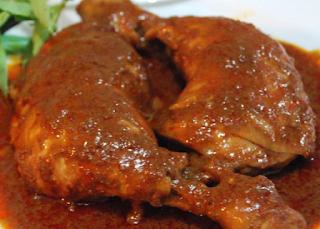 Resep Ayam Goreng Kecap Bumbu Kacang