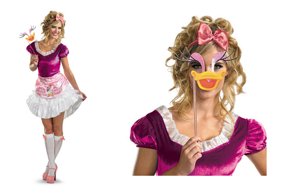 Sexy Disney Halloween costumes to roll your eyes at - Daisy Duck
