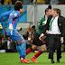 """El Piojo"" y Ochoa, la foto favorita del Mundial según The Guardian"