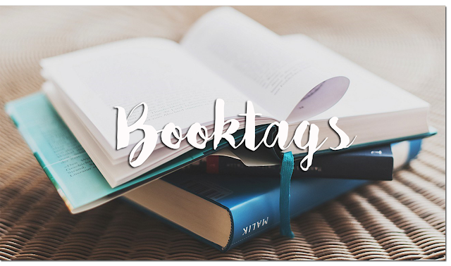 Booktag #5: Siete cosas sobre libros