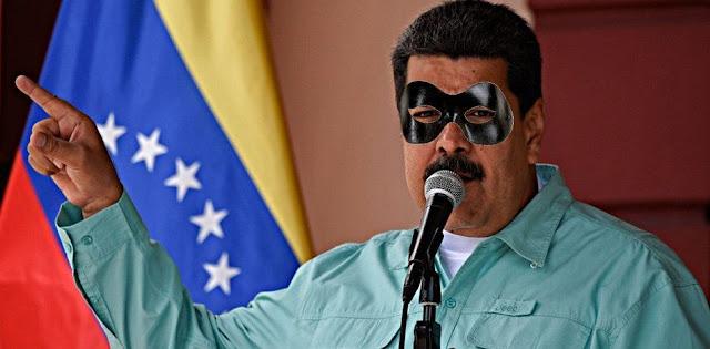 """""""Mafias criminales"""": la nueva excusa de Maduro para reprimir"""