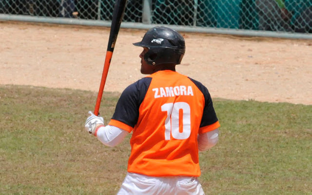 El santaclareño lidera a los  bateadores en la XLII Serie Provincial de Béisbol, con 500 de average