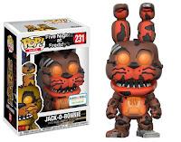 Pop! Games: Five Nights at Freddy's - Jack-O-Bonnie (Glow)