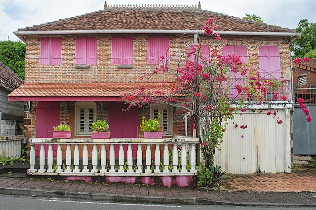 Maison aux Trois-Ilets