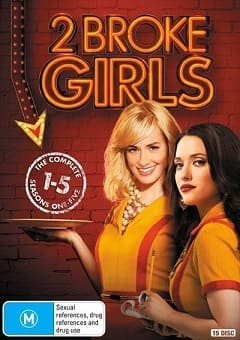 2 Broke Girls - 1ª até 5ª Temporada Torrent Download