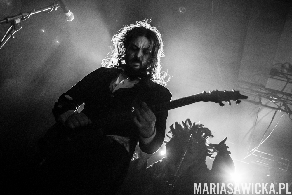 FLESHGOD APOCALYPSE Shadows of the Dying Sun Over Europe 2014 wrocław poland