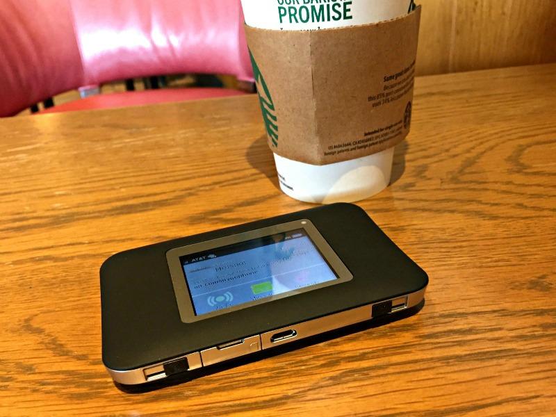 AT&T 4G Netgear Prepaid Unite Mobile Hotspot Review