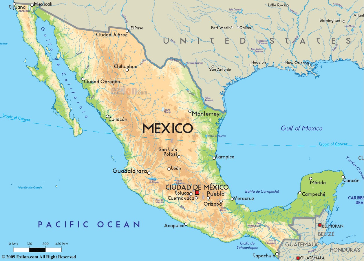 Mexico Map, Mexico Physical Map | World Maps on czech republic map, sri lanka map, peru map, panama map, africa map, florida map, texas map, spain map, australia map, brazil map, thailand map, greece map, native american map, cuba map, poland map, belgium map, europe map, canada map, carribean map, dominican republic map, south africa map, canadian provinces map, portugal map, california map, costa rica map, argentina map, china map, egypt map, cabo san lucas map, france map, mexican states map, germany map, kenya map, italy map, india map,
