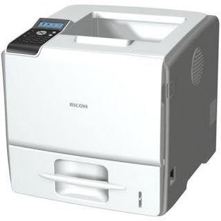 Download Printer Driver Ricoh Aficio SP 5210DN