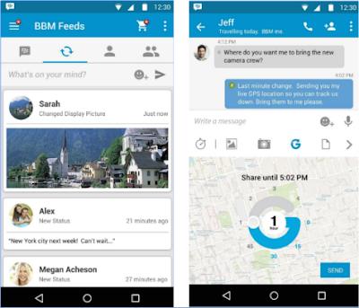 BBM Mod Official Apk Android Terbaru