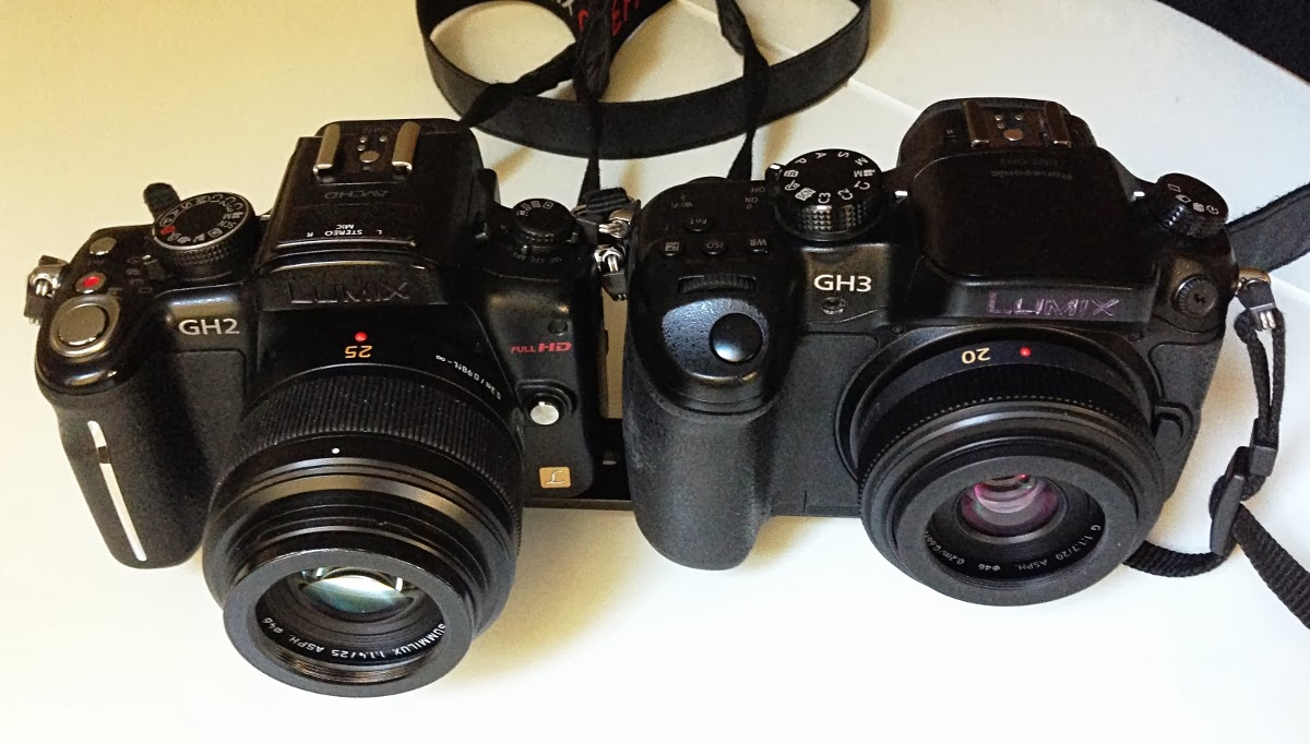 Micro 4/3rds Photography: Video AF comparison, Lumix 25mm f