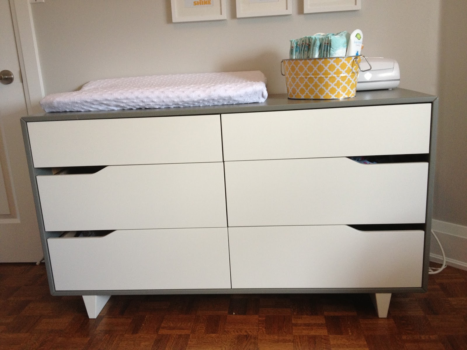 DIY  Dresser  The Styled Child