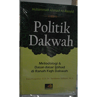 Buku Politik Dakwah