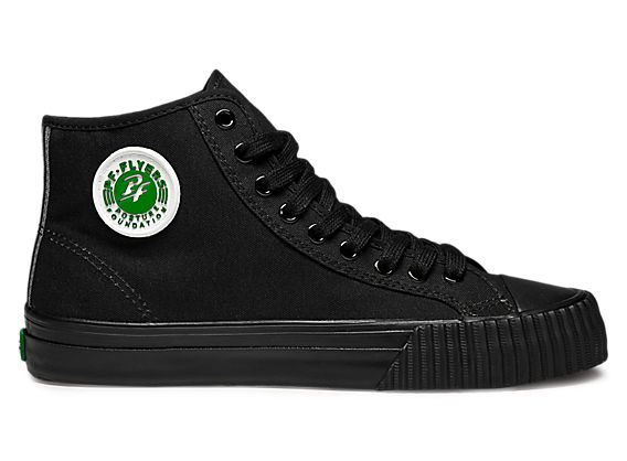 PF Flyers Sneakers Center Hi black