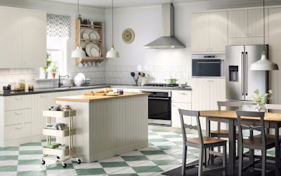 Collection of Kitchen Design.