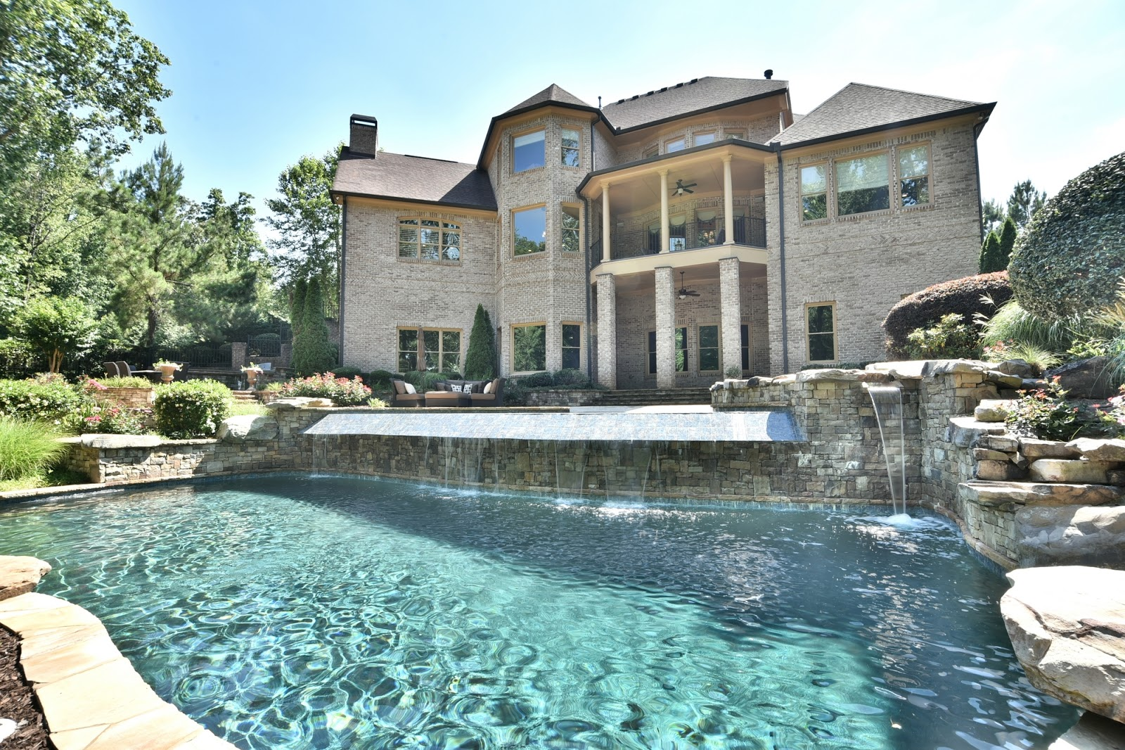Luxury Cumming Georgia Home On 3 Acres