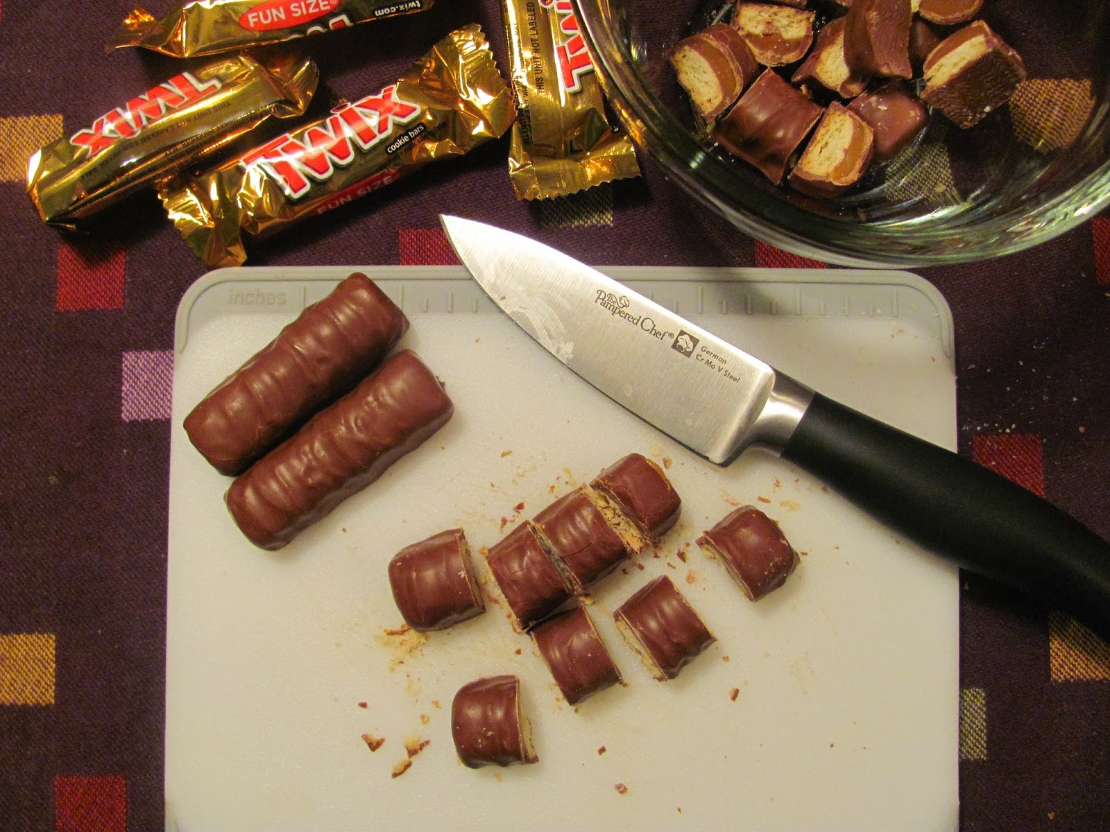Real Kitchen Real Life Twix Cheesecake