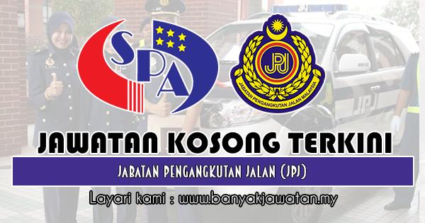 Jawatan Kosong Kerajaan 2019 di Jabatan Pengangkutan Jalan (JPJ)