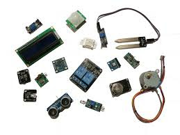الحساسات والاردينو Sensors and Actuators with Arduino