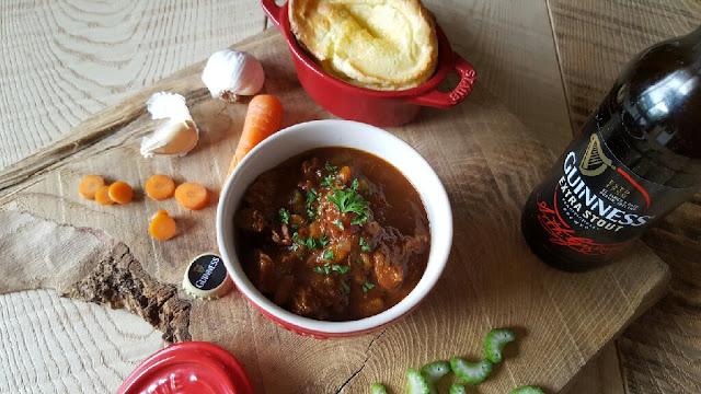 Schmorgericht mit Bier - Guiness Stew