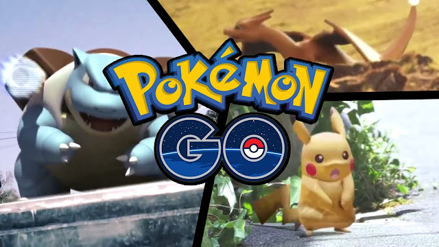 تحميل لعبة Pokémon GO على هواتف الآندرويد . بوكيمون جو .