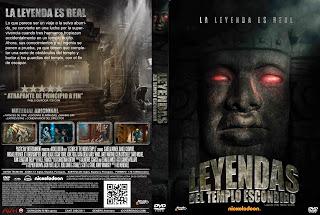 Legends of the Hidden Temple - Leyendas del Templo Escondido