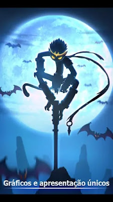 League of Stickman 2018 MOD APK