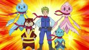 Capitulo 18 Temporada 16: ¡La patrulla portuaria Pokémon!