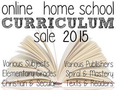 Facebook Curriculum Sale