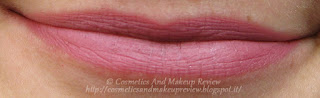 Labo Make-Up - Fashion Treatment Lip Pencil n° 04 - Natural Rose - swatches luce solare indiretta