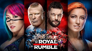 Royal Rumble 2019 Full Show Download HDRip 3.7Gb