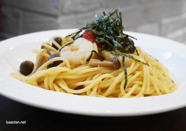 Mentai Shrimp Pasta - RM17