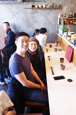 Me and my mom at Okonomi