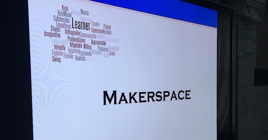 "Making ""room"" for makerspace"