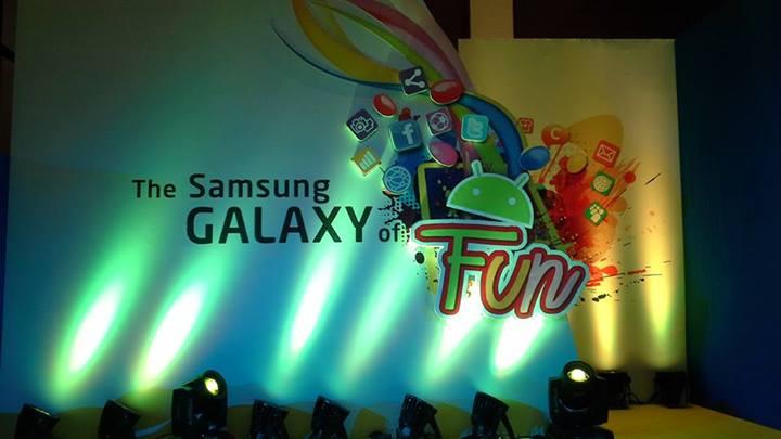 Samsung Brings Fun Into The Galaxy of Smart Phones!
