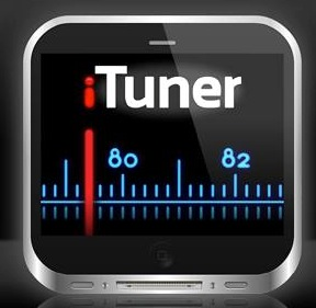 iTuner is Radio Application for iPhone, iPad and iPod